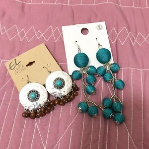 Jewelry - Statement Earrings set